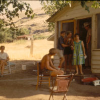 Field camp, July 1968