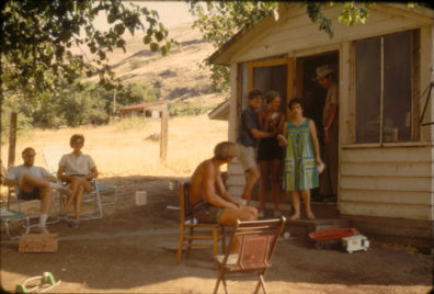 Field camp, July 1968