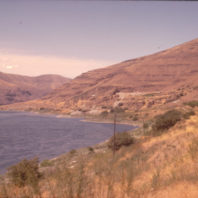 A view of Area C, July 1968