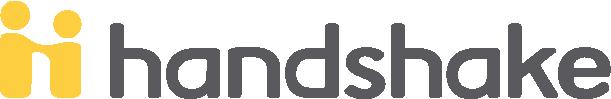 Handshake career management tool logo
