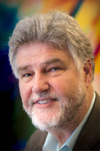A head shot of Dr. Michael Campbell