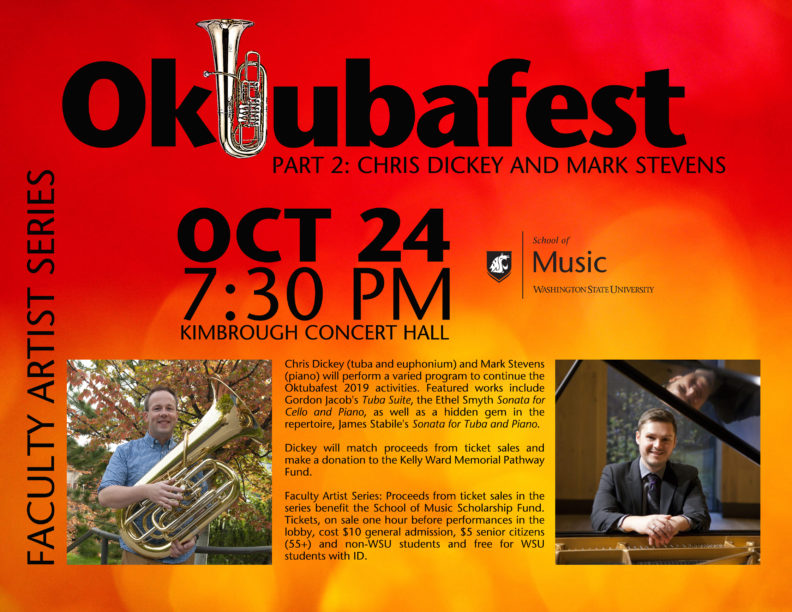 Octubafest part 2 flyer