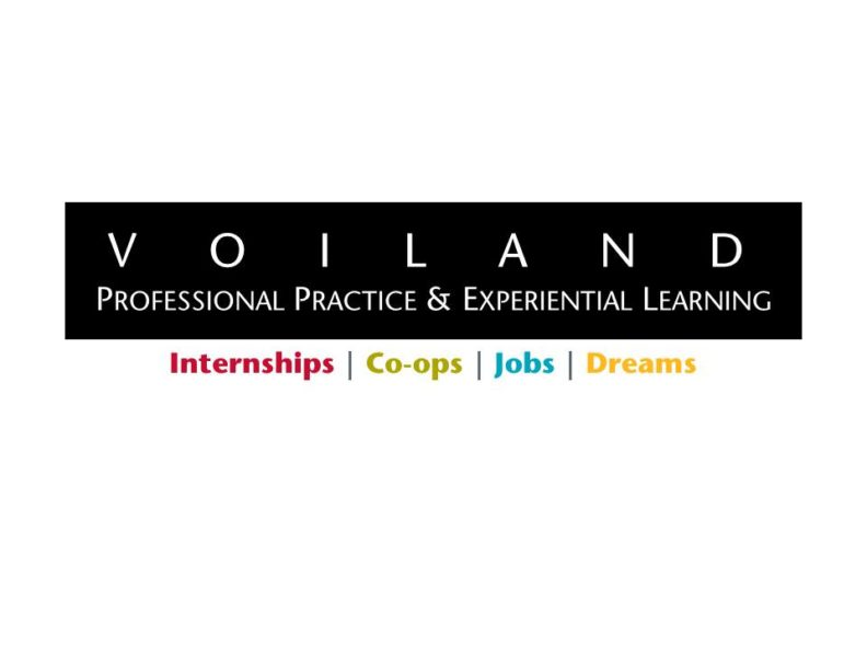 voiland professional practice and experiential learning banner