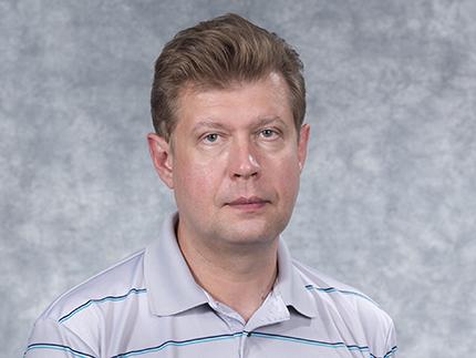Dr. Vitold E. Galkin professional headshot
