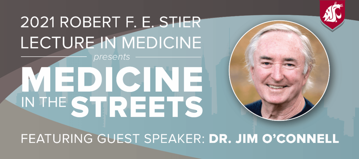 Medicine in the Streets Flyer