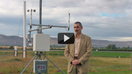 An interview with AgWeatherNet Director Gerrit Hoogenboom