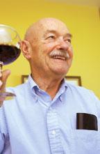 Chas Nagel, pioneer of the Washington wine industry