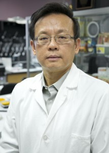 Juming Tang, distinguished chair of Food Engineering and associate chair of Biological Systems Engineering.