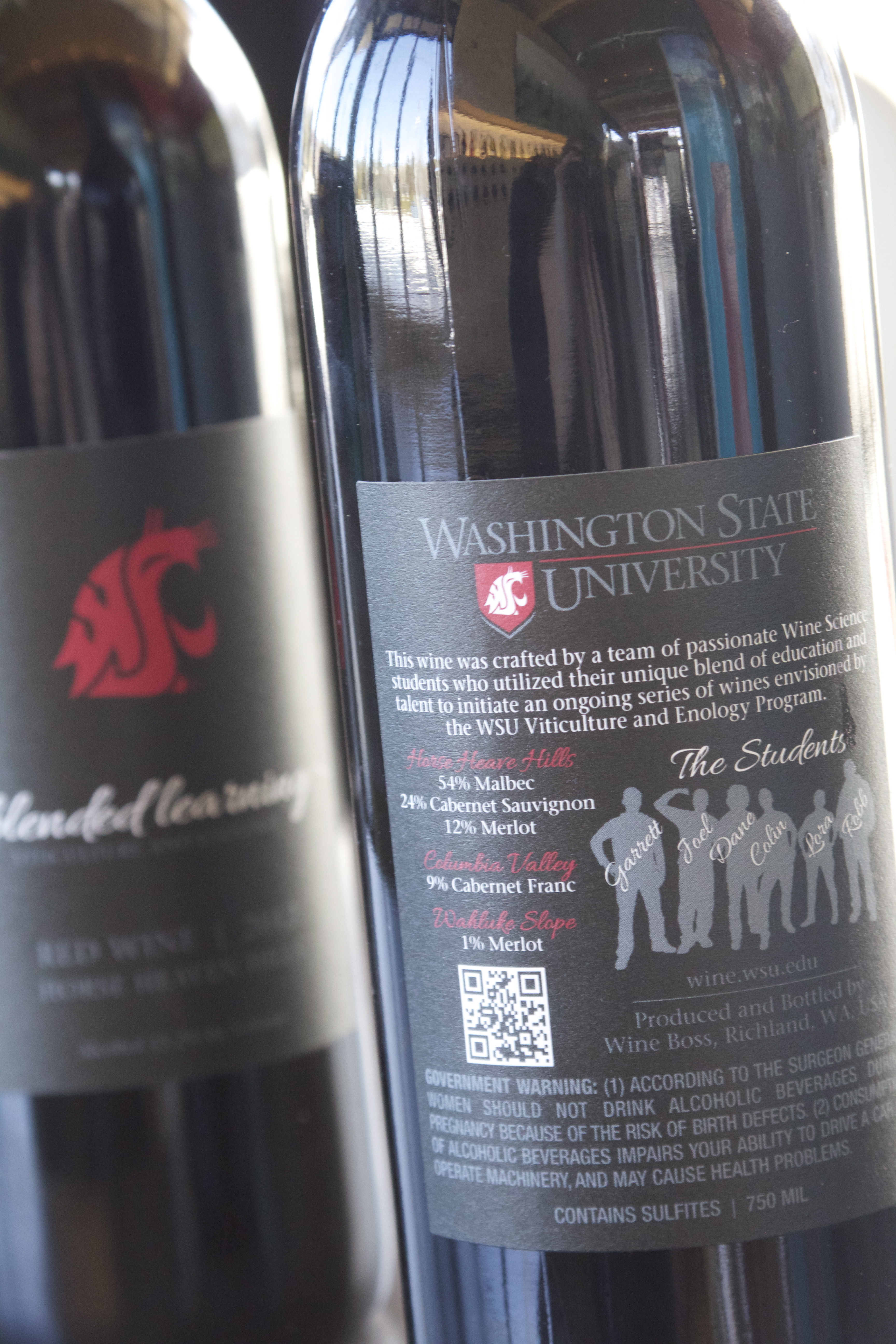 Wsu S Voice Of The Vine Red Debut Terroir Greenhouse College Of