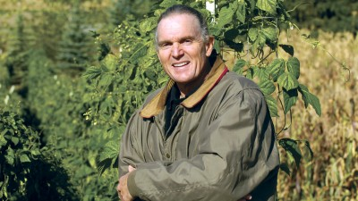 John Reganold, Regents Professor of Soil Science & Agroecology