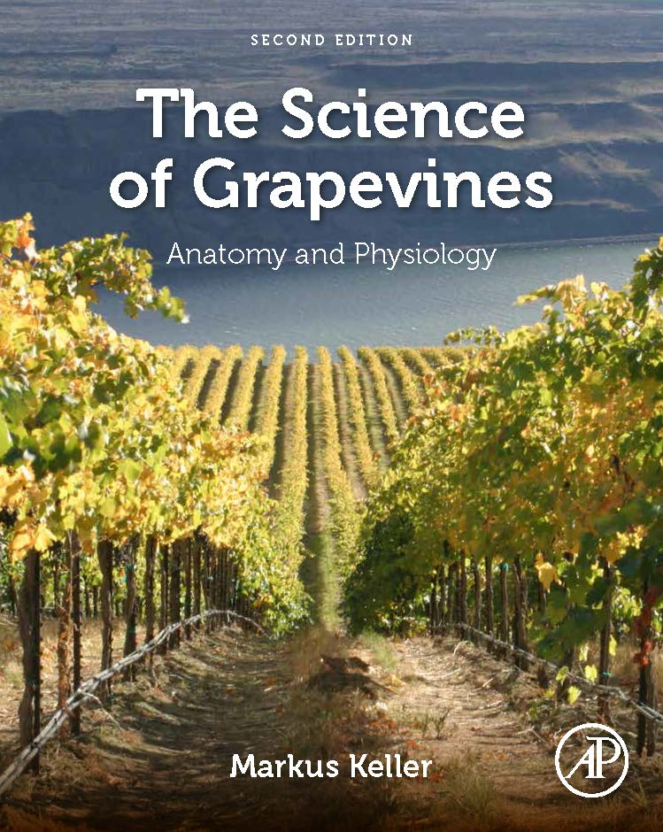 WSU prof updates award-winning viticulture book | College of ...