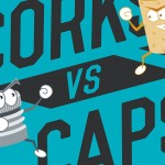 Corks and caps