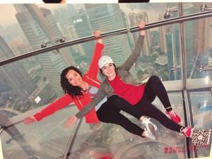 Oriental Pearl TV Tower 2 5-10-2016