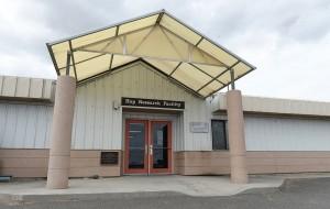 WSU hop research building in Prosser, Wash.