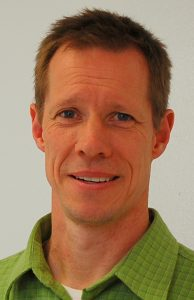 Head shot of Mark Lange