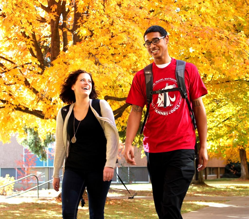 Fall undergrads