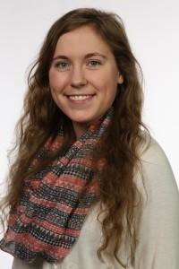 Serena Ranney- Emerging Undergrad in Ag