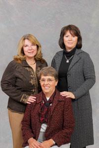 Warren Kronstad's family