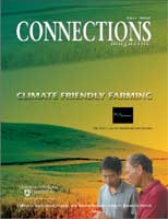 Cover of the 2004 issue of Connections