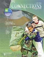 Cover of the 2005 issue of Connections