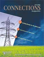 Cover of the 2006 issue of Connections