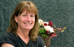 Sandra Davidge, Graduate of WSU Animal Science program and recipient of the CAHNRS Women's Leadership Award