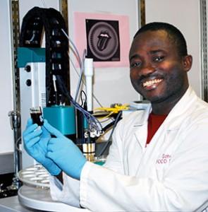 Charles Diako