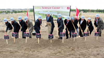 wine-center-groundbreaking