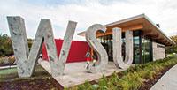 The WSU Visitor Center
