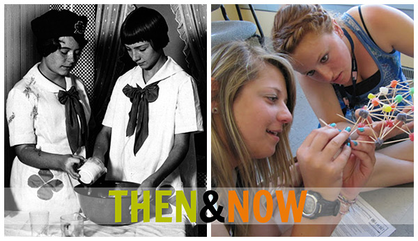 4-H then and now