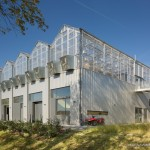 WSU Grain Science -Greenhouse