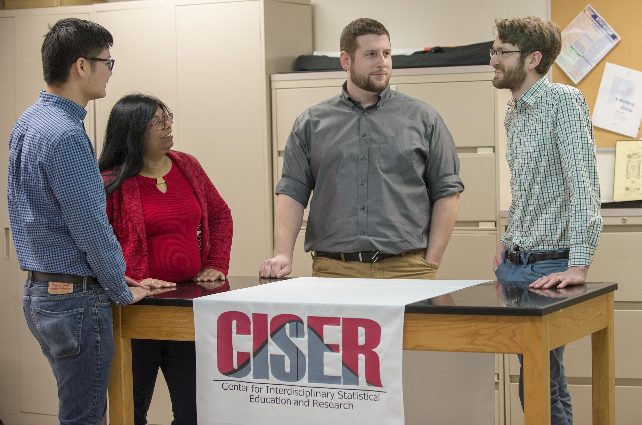 CISER Team