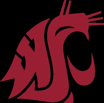 WSU Cougar Head Logo