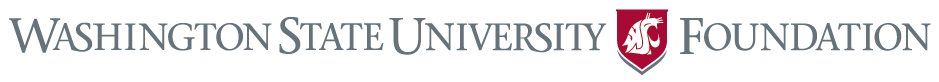 Washington State University Foundation Logo