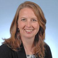 Lynne Haley, senior director of development