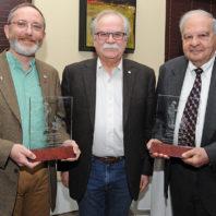 John Middleton, Steven Weisbroth, and Bryan Slinker