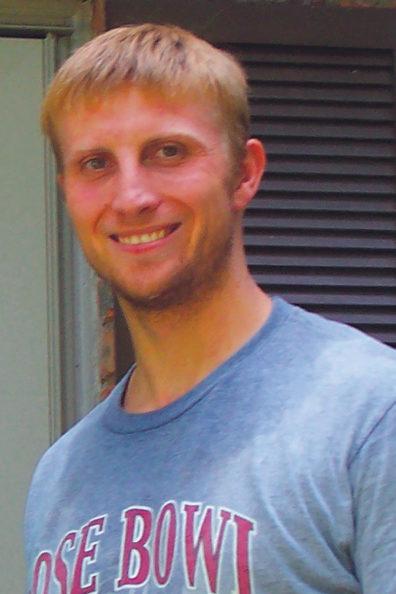 Closeup of Peter Zornes
