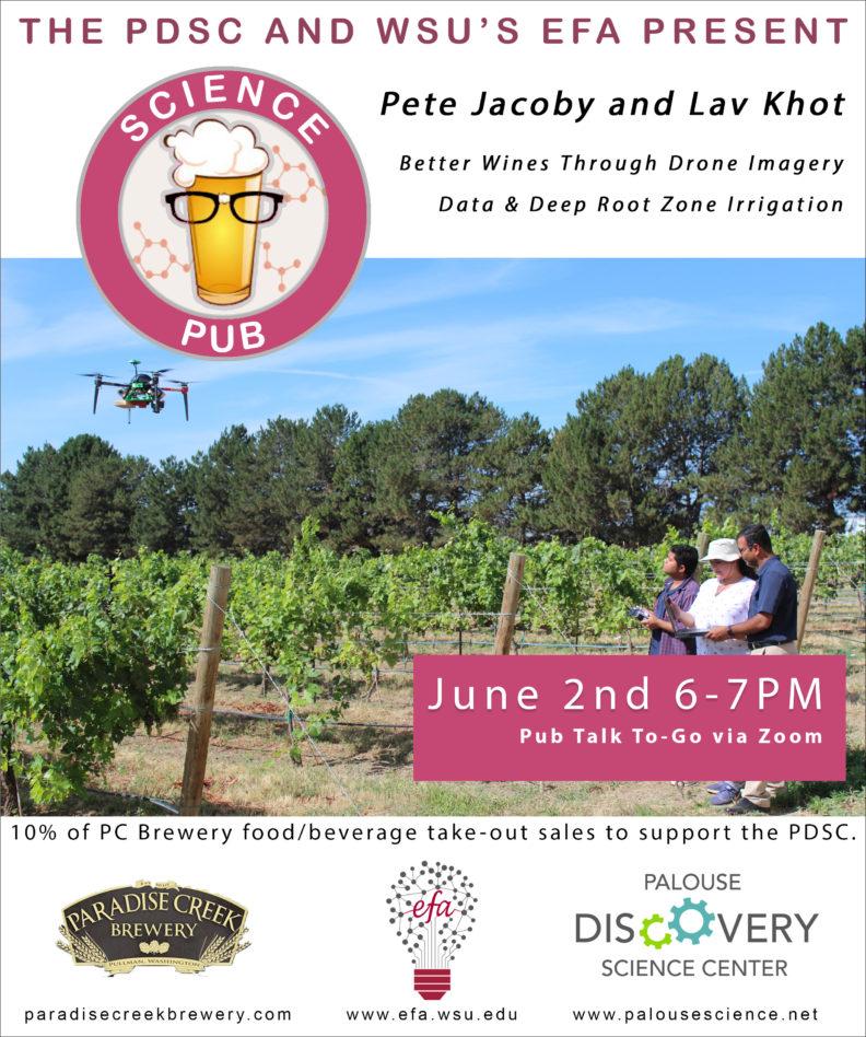 Pub Talk June 2nd
