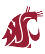 WSU Cougar head.