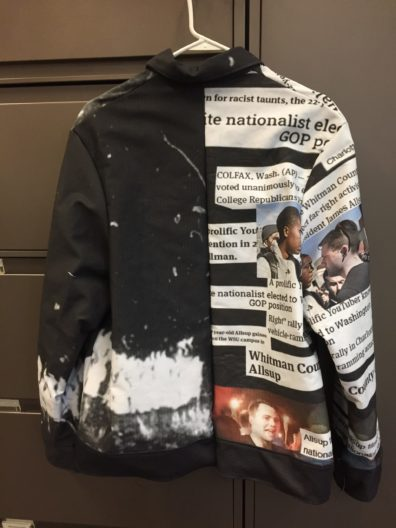 "Printed ""97 Years Back"" sweatshirt"