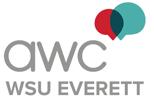 AWC WSU Everett logo