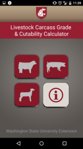 WSU Livestock Carcass Grade & Cutability Calculator | Animal