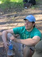 Alex sitting