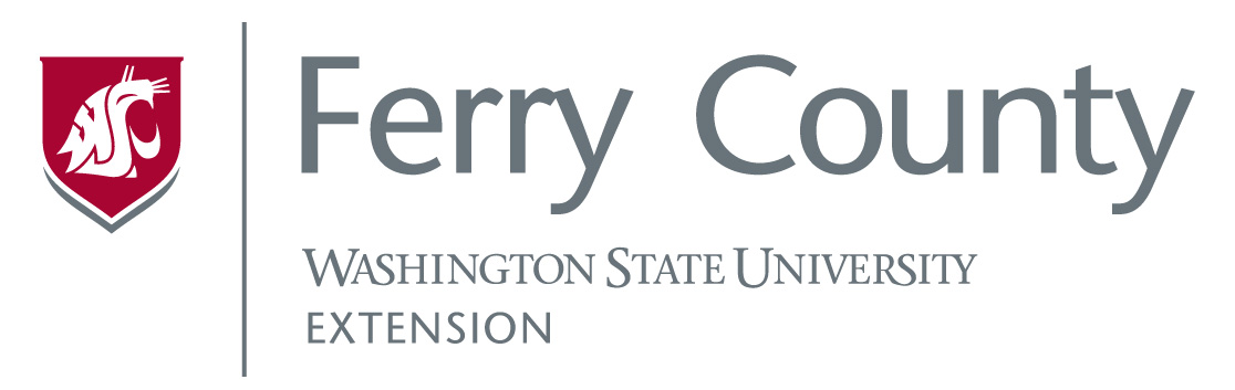 Ferry County Extension logo
