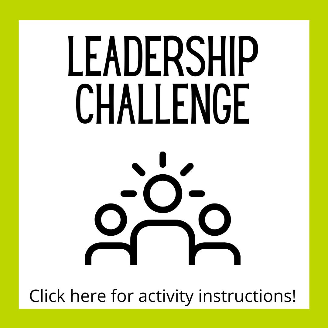 Leadership Challenge Activity Instructions
