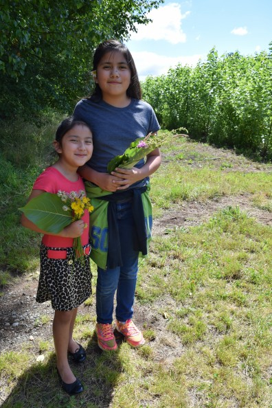 Latina girls at poplar farm