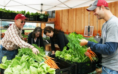 Chinook Farms CSA Opening Day
