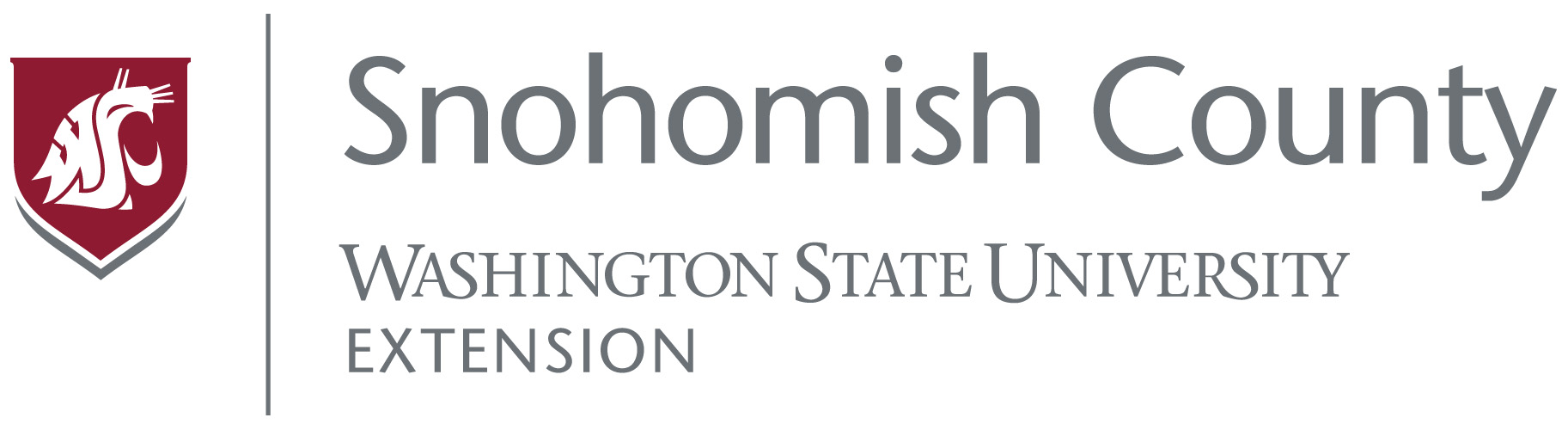 Snohomish County Extension logo