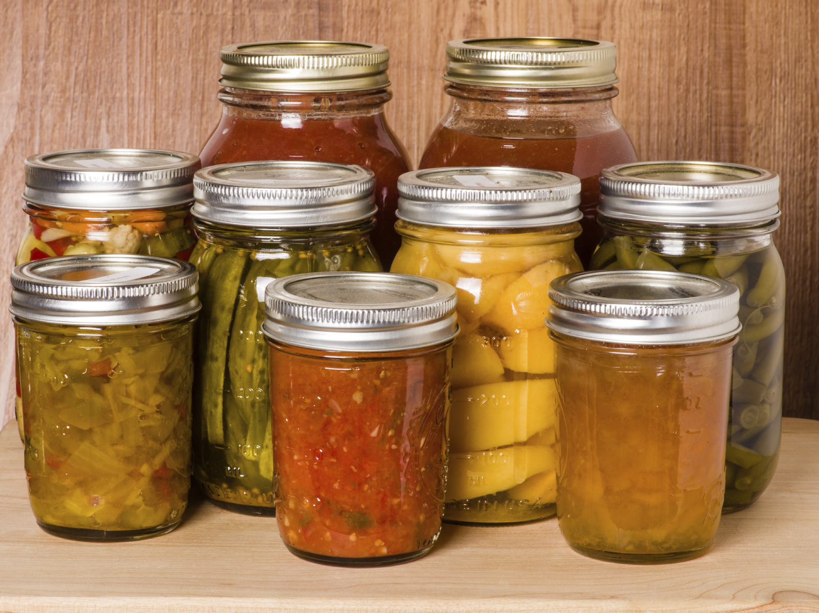 Botulism Pictures Canned Food