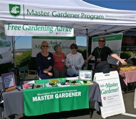 Master Gardener Des Moines Farmers Market Clinic